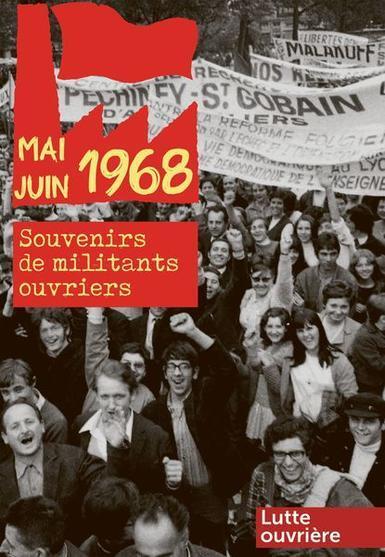 Couverture Mai Juin 68